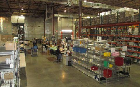 HQ Warehouse 2