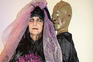 Halloween Sandra
