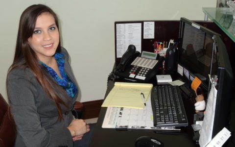 Melissa @ Work