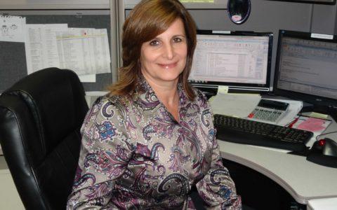 Sandra @ Work