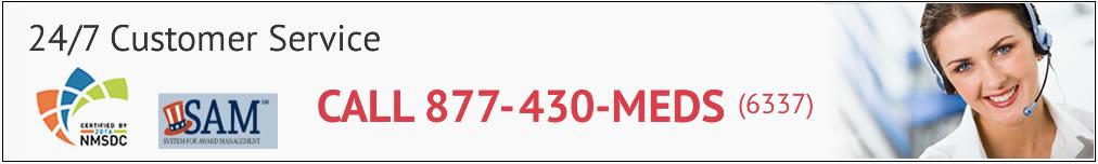24/7 Service. Call 877-340-MEDS (6337)