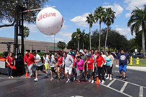 Annual Juvenile Diabetes Run 4