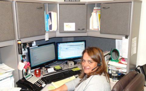 Marlene @ Work